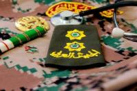 حنين خالد البرغوثي الف مبروك الترفيع لـ رتبة ملازم اول
