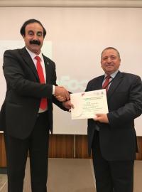 جامعة الزرقاء تشارك بمؤتمر دولي في تركيا