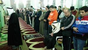 مساجد المملكة تؤدي صلاة الغائب على أرواح الشهداء