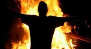 الأمن يثني مواطنا عن الانتحار حرقا في اربد