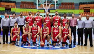 منتخب السلة يفوز على سيريلانكا