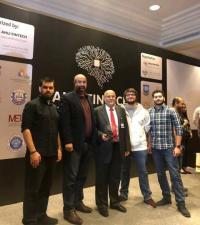 """تتويج """"الشرق الأوسط"""" بجائزة أعمال ahli fintech"""