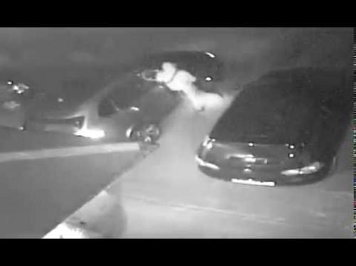شاهد طريقة خيالية لسرقة سيارة ..  وهكذا تحمي نفسك (فيديو)