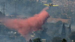 طائرتان اردنيتان الى لبنان للمساعدة باخماد الحرائق