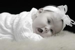 اكتشف ..  ما الذي يراه الرضيع خلال شهوره الأولى؟