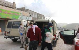 الجيش يوزع الخبز والمحروقات في قرية الجحفيّة