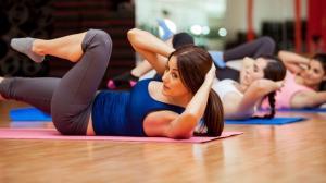 تمارين رياضية لشد ترهل البطن بعد الولادة