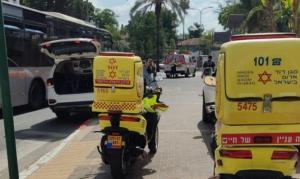 طعن سائق حافلة فلسطيني في القدس