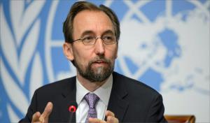 الأمير زيد: هناك جرائم ابعادها تاريخية في حلب