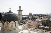 الأوقاف الإسلامية تطالب بإعادة عقارات الكنيسة المهربة بالقدس