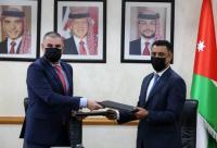 مذكرة تفاهم بين النواب وصندوق الملك عبدالله الثاني للتنمية