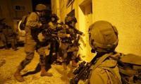 اصابات ومداهمات للاحتلال غرب سلفيت