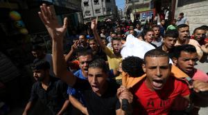 استشهاد فلسطينيين بقصف للاحتلال على غزة