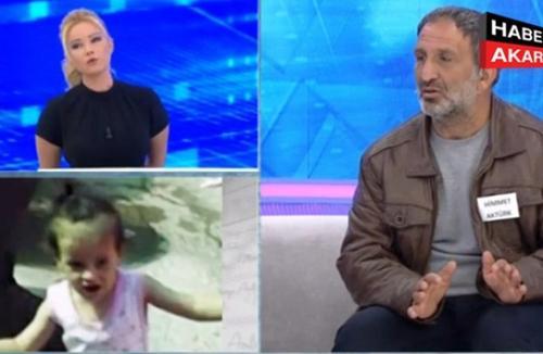 اعترف على الهواء باغتصاب طفلة وقتلها (فيديو)