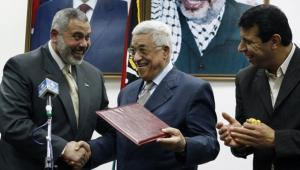 """جبهة إنقاذ وطني ..  """"حماس""""و"""" التيار الإصلاحي"""" قررا الإطاحة بعباس"""