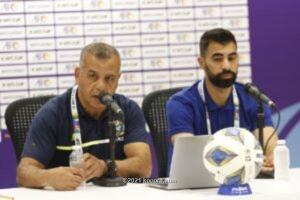 مدرب السلط: سنبذل كل ما لدينا لتخطي الكويت