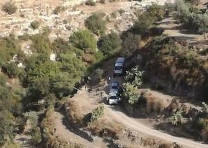 العثور على قنبلة قديمة في اربد (صور)
