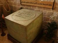 """حلب تدخل """"غينيس"""" بأكبر قطعة صابون غار في العالم"""