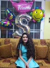 عيد ميلاد سعيد سارة العموش