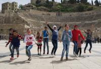 40 % من سكان الأردن دون الـ 18 عاما