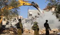 الاحتلال يهدم منزلين غرب رام الله
