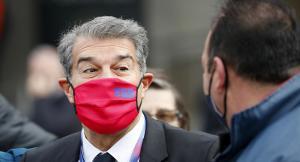 لابورتا رئيساً جديداً لنادي برشلونة