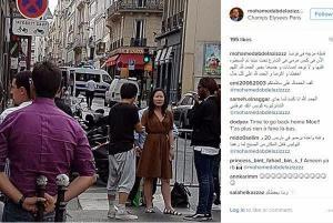 العثور على قنبلة أسفل منزل محمود عبد العزيز في فرنسا (صورة)