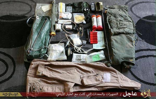 ماذا بعد سقوط طيار أردني أسير لدى تنظيم إرهابي هل تؤيد المفاوضات أم مواصلة الحملة العسكرية  - صفحة 2 Image