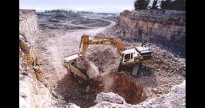 28 مقلعا حجريا غير مرخص في عجلون