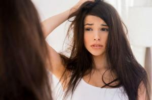 وصفة طبيعية لعلاج صدفية الشعر