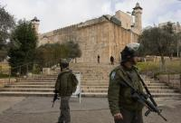 الإحتلال يغلق المسجد الإبراهيمي