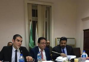 مالك حداد رئيساً لقطاع النقل في الوطن العربي