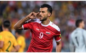 سوريا تخسر التأهل لكأس العالم امام استراليا