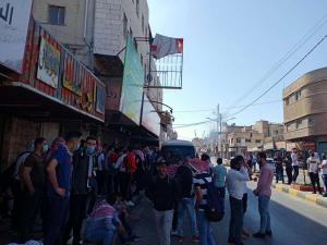 دعوات لمسيرات نحو الحدود الأردنية الفلسطينية