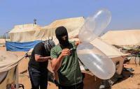 """""""الواقي الذكري"""" ..  احدث سلاح في غزة -صور"""