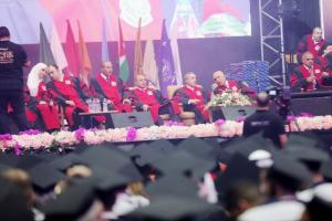 الكباريتي يرعى احتفال جامعة عمان الاهلية بتخريج طلبتها للفصل الدراسي الثاني