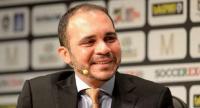 الأمير علي يوجه بإعداد استراتيجية شاملة لكرة القدم الأردنية