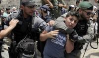"""""""العفو الدولية"""" : شرطة الإحتلال تستخدم القوة المفرطة"""