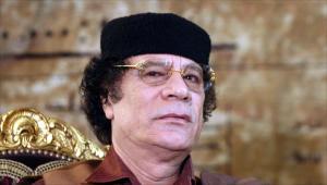 هل مازال القذافي على قيد الحياة (صورة)