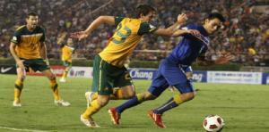 تايلاند تمنع جماهيرها من تشجيع المنتخب أمام أستراليا