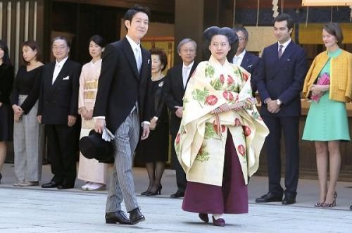من أجل الحب ..  أميرة يابانية تتخلى عن مليون دولار