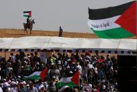 """غزة : دعوات لمسيرة """"مسيرات العودة وكسر الحصار خيارنا"""""""