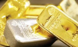 مخزون الذهب يرتفع 9 %