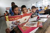 الإحتلال يحرض على وقف التمويل الأوروبي للمناهج الفلسطينية