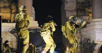 الاحتلال يعتقل 4 فلسطينيين فجر السبت