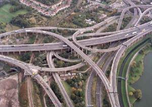 جسران جديدان في المدينة الرياضية