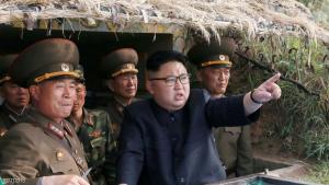 كوريا الشمالية تطلق قذيفة مجهولة