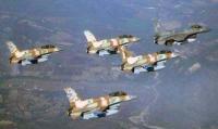 طائرات الاحتلال تقصف اراضي زراعية جنوب غزة