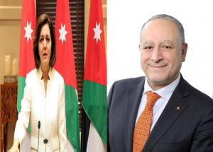 ديرانية ولطوف عضوان  في مجلس ادارة البنك المركزي