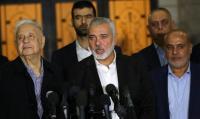 هنية : حماس مصممة على الإفراج عن الأسرى